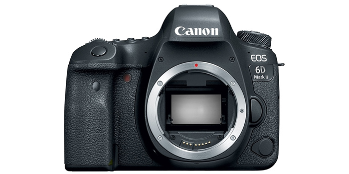 фото CANON EOS 6D Mark II Body