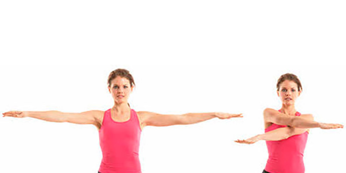 фото упражнение ножницы