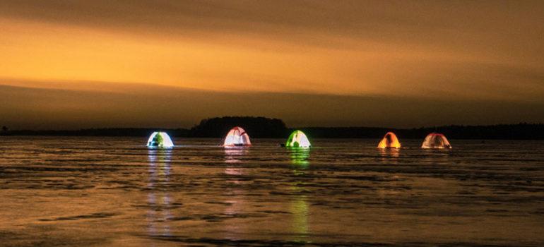 фото лучшие палатки для зимней рыбалки