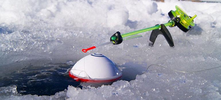 фото лучшие эхолоты для зимней рыбалки