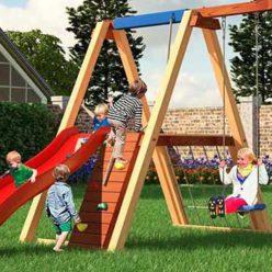 фото лучшие детские игровые площадки