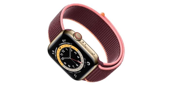 фото Apple Watch Series 6