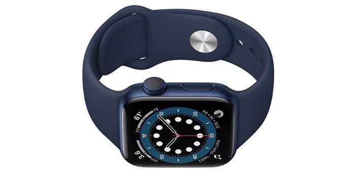 фото Apple Watch 6 Aluminum
