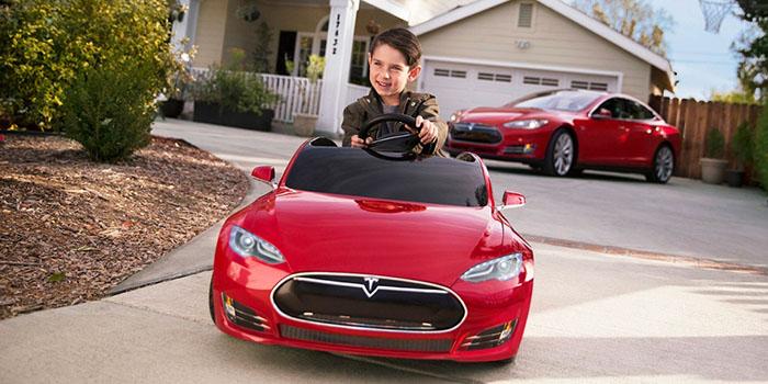 фото электромобили для детей